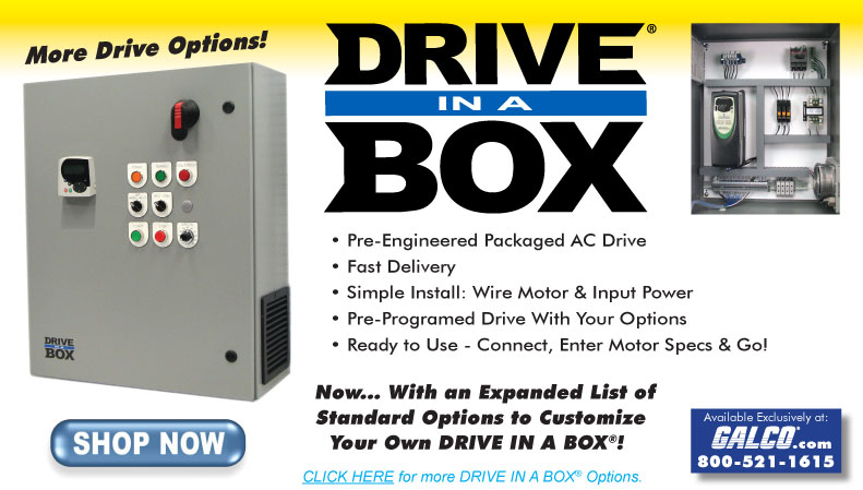 Introducing... DRIVE IN A BOX