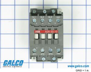 a26 30 10 81_p1 a26 30 10 81 abb ac non reversing iec contactors galco abb a26-30-10 wiring diagram at eliteediting.co