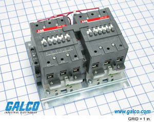 ABB - AC Mechanically Interlocked IEC Contactors