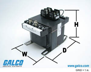 X4075PSF1: General Purpose Transformers from ABB Control
