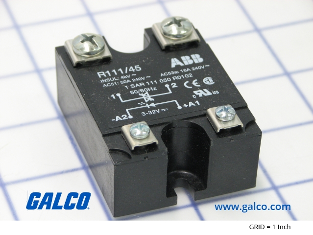 1sar111050r0102 Abb Solid State Relay Galco
