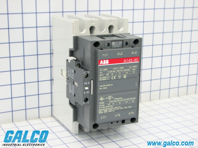 Abb 145 30 contactor wiring diagram wiring diagram a145 30 11 51 abb ac non reversing iec contactors galco rh galco com contactor and overload wiring diagram pressure switch wiring diagram cheapraybanclubmaster Gallery