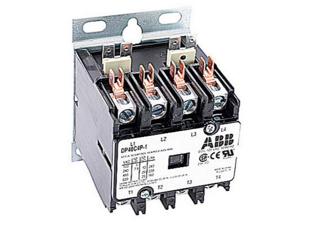 dp40c4p 1_p dp40c4p 1 abb definite purpose contactors galco industrial Cutler Hammer Contactors at mifinder.co