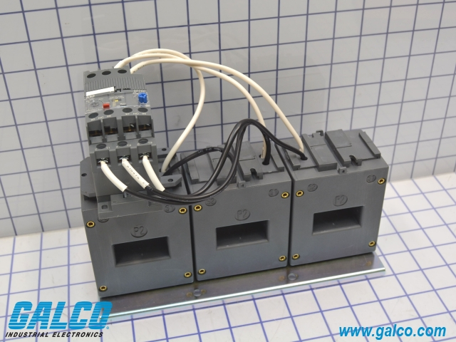 on abb overload relay wiring