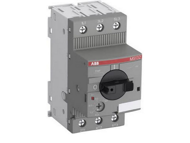 Ms132 1 0 Abb Manual Motor Protectors Galco