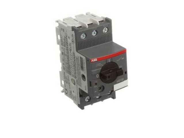 Ms132 32 Abb Manual Motor Protectors Galco