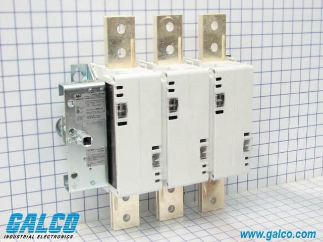 Our store order model ABB 1sca104902r1001 Disconnect