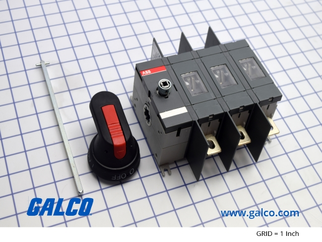 OT30F3-F - ABB - Open Disconnects | Galco Industrial