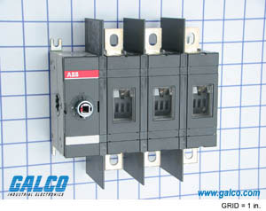 OT30F3C - ABB - Open Disconnect Transfer Switches | Galco
