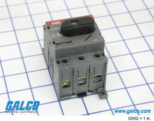 Disconnect Switch, 3-P, 80A/600V, Non-Fusible, UL508 Listed, Open, Switch Only - Less Operating Mech
