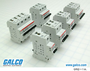 ABB S203-K40 Miniature Circuit Breakers
