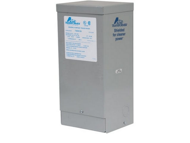 t 2 53012 s acme electric general purpose transformers galco  at Acme Transformer T 2 53012 S Wiring Diagram