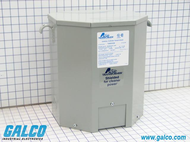 T-2-53515-3S - Acme Electric - General Purpose Transformers | Galco  Industrial ElectronicsGalco Industrial Electronics
