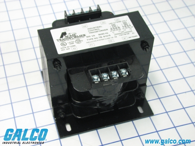 Tb 81215 Acme Electric General Purpose Transformers Galco