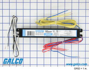 icn2s40n35i philips advance transformer fluorescent ballasts alt image 1