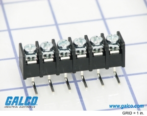 7-1437667-5: Terminal Block from Amp