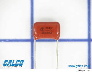 X603-.10-10-100: Capacitor from American Shizuki