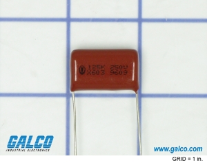 X603-1.2-10-250: Capacitor from American Shizuki