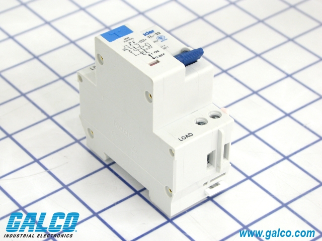 NDB1L-32C-20-120V - ASI-Automation Systems Interconnect - Circuit ...