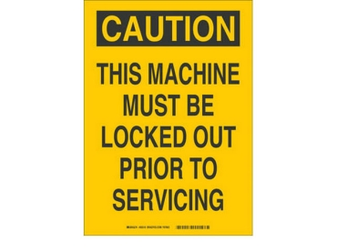 Lockout Tagout Signs Signs and Signage