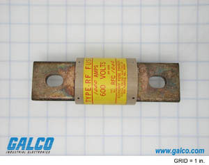 Foreign Semiconductor Type Fuses