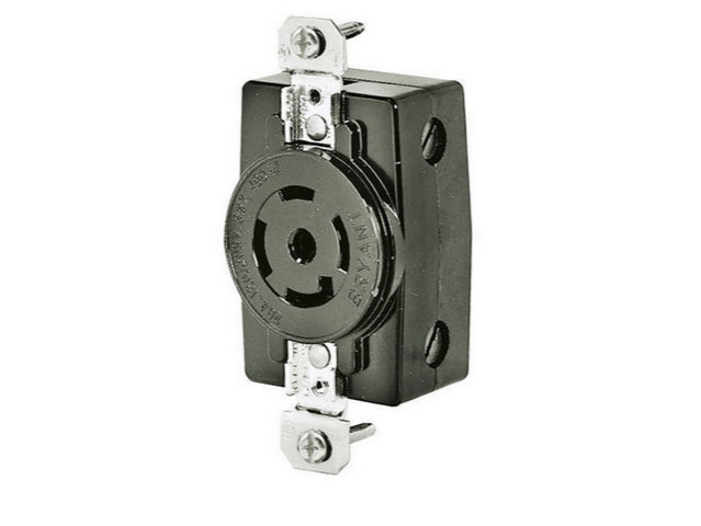 40045FR - Bryant Electric - Receptacle | Galco Industrial Electronics