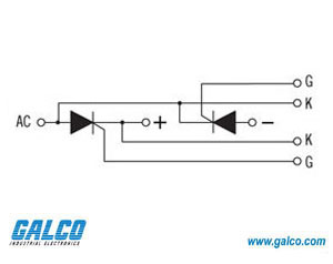 tt104n14kof Circuit Diagram