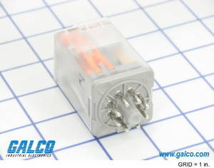 D3PF2AA - Cutler Hammer, Div of Eaton Corp - General Purpose Relays | Galco  Industrial ElectronicsGalco Industrial Electronics