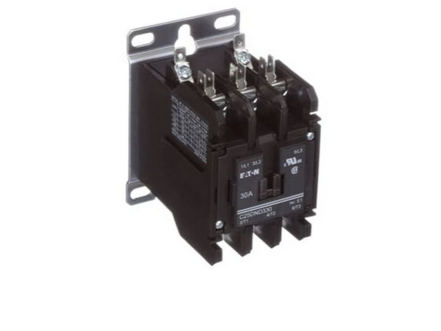 c25dnd330a_p c25 series cutler hammer, div of eaton corp contactors eaton definite purpose contactor wiring diagram at bayanpartner.co