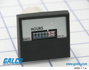 549-156A-PNC6-ZH: Panel Meter from Crompton Instruments