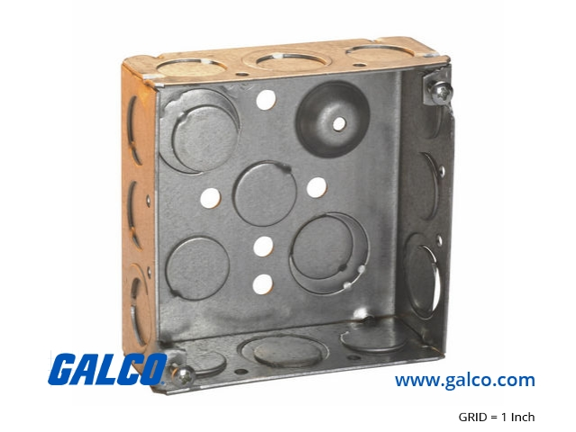 Tp403 Crouse Hinds Outlet Boxes Galco Industrial