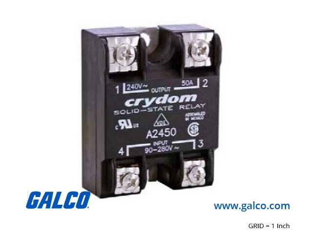 A4850 10 crydom solid state relays galco industrial electronics package image sciox Gallery