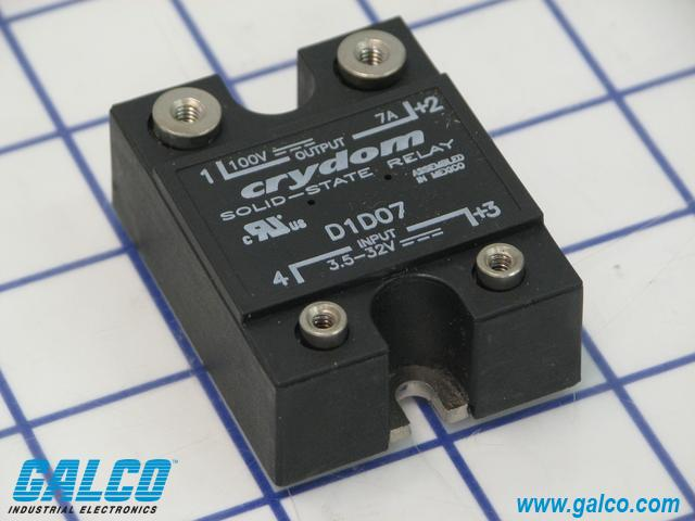 D1d07 crydom solid state relays galco industrial electronics package image sciox Gallery