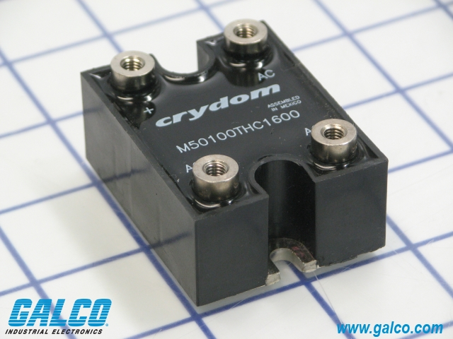 Diode Module; 100A; 1200V; Chassis; 6-pins Crydom M50100CC1200