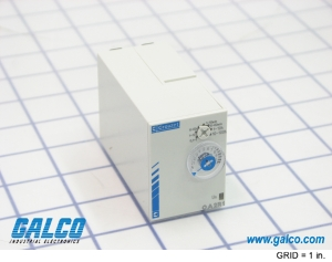Sample image: 88867215 On Delay Timer, 24VDC/24-240VAC, DPDT 10A Output, OA2R1