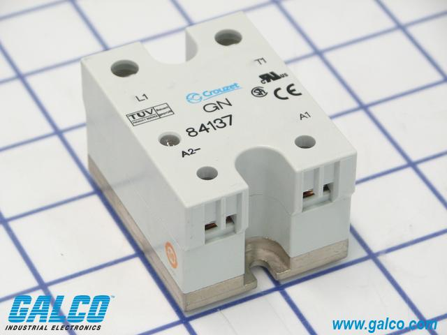 84137140 Crouzet Solid State Relays Galco Industrial Electronics