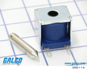 53708-87: Solenoid from Deltrol Controls
