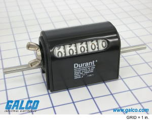 5 h 8 1 r ac durant eaton counter galco industrial for Lineal foot counter