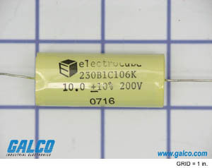 Electrocube - Capacitors