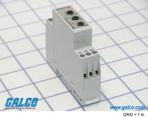 Carlo Gavazzi/Electromatic Controls - Time Delay Relays