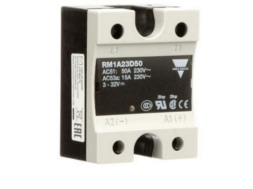 Rm1a23d50 carlo gavazzielectromatic controls solid state rm1a23d50 carlo gavazzielectromatic controls solid state relays galco industrial electronics sciox Images