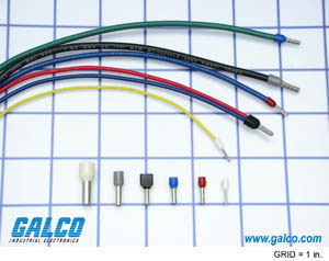 030446301 - Entrelec - Ferrules | Galco Industrial Electronics