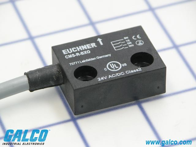 3NO Magnetically Actuated Safety Interlock Switch EUCHNER CMS-R-BXO-05V