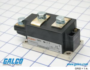 Hybrid SCR-High Voltage Diode Power Modules