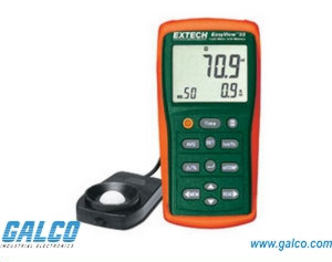 Extech Instruments - Light Meters