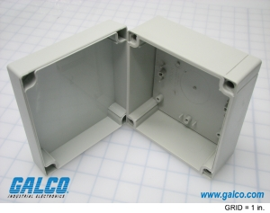 Fibox Enclosure