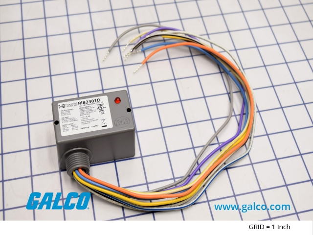 RIB2401D-FLDC A Rib Relay Wiring on
