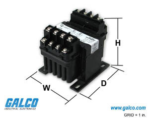 hamd_xfmr_fig_a_p ph50ar hammond power solutions general purpose transformers  at sewacar.co