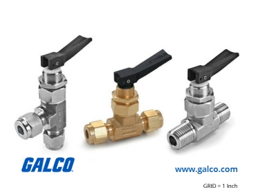 Toggle Valves Valves - Hydraulic & Pneumatic