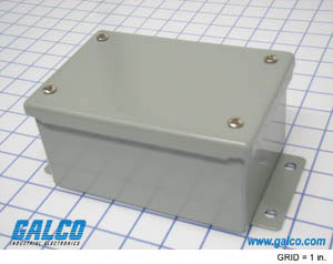 Hammond Manufacturing - Enclosures